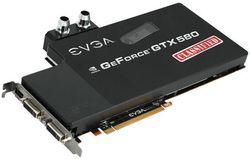GeForce GTX 580 Classified - watercooling