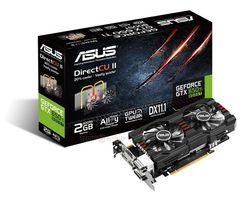 GeForce GTX 650 Asus