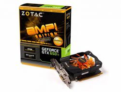 GeForce GTX 650 Ti AMP