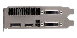 GeForce GTX 660 connectique