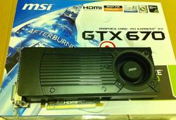 GeForce GTX 670 2