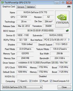 GeForce GTX 680 770