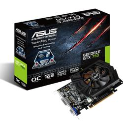 GeForce GTX 750 Asus