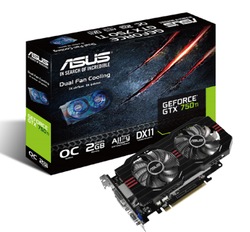 GeForce GTX 750 Ti Asus