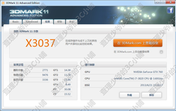 GeForce GTX 760 benchmark