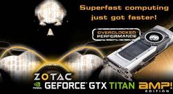 GeForce GTX Titan AMP Edition