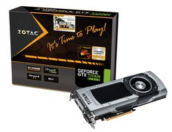 GeForce GTX Titan Black Edition Zotac