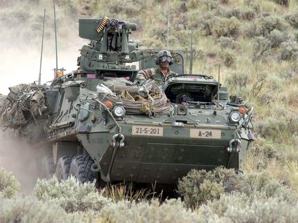 General Dynamics Stryker