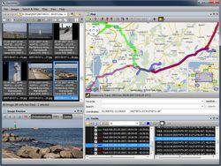 GeoSetter screen1