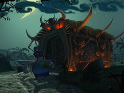 Ghost Pirates of Vooju Island screen 3