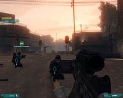 Ghost Recon Advanced Warfighter 2   Image 50