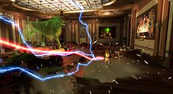 Ghostbusters jeu