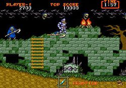 Ghouls ghosts 1