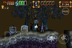 Ghouls & Ghosts iPhone - 15