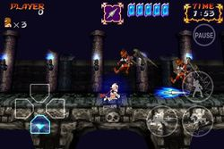 Ghouls & Ghosts iPhone - 2