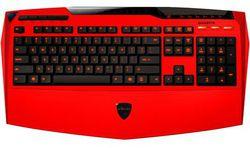 Gigabyte Aivia K8100 rouge
