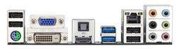 Gigabyte GA-E350N-USB3 arrière