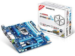 Gigabyte GA-Z77MX-D3H TH