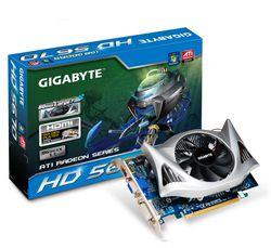 Gigabyte Radeon HD5670 GV-R567OC-1GI