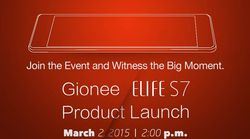 Gionee Elife S7 5
