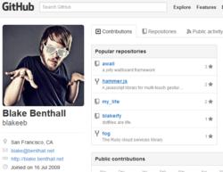 GitHub-Blake-Benthall