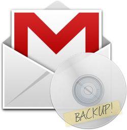 Gmail Backup logo 2