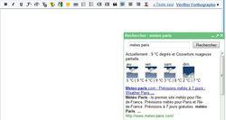 Gmail-Google-recherche