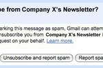 Gmail-Newsletter
