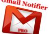 Gmail Notifier Pro Portable : gérer vos comptes Gmail à partir de Windows