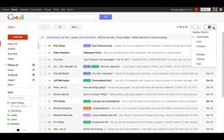 Gmail - nouvelle interface
