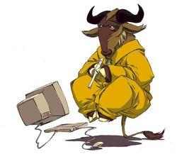 GNU levitation