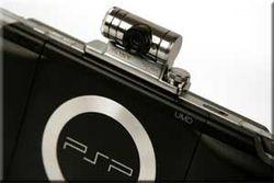 Go camera sony psp