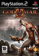 God of War 2 Packshot