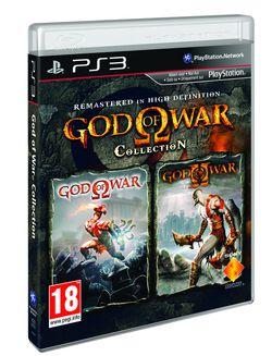 God of War Collection - packshot