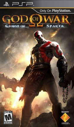 God of War : Ghost of Sparta - pochette