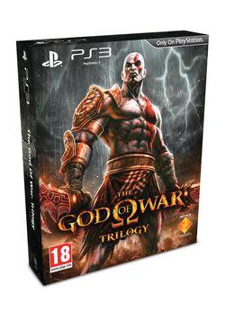 God of War Trilogy - packshot