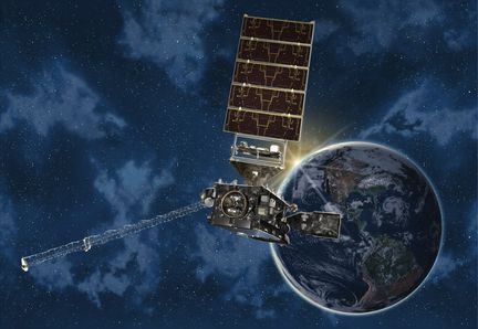 GOES R 1