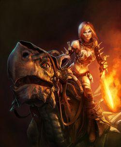 Golden axe beast rider image 3