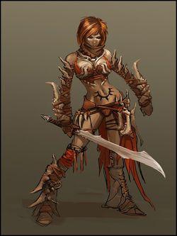 Golden axe beast rider image 5