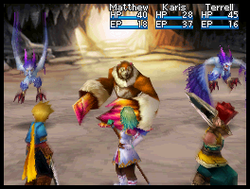 Golden Sun Dark Dawn - 10
