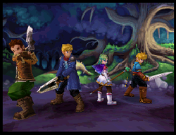 Golden Sun Dark Dawn - 15