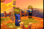 Golden Sun Dark Dawn - 1