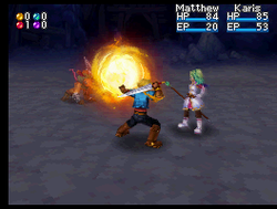 Golden Sun Dark Dawn - 6