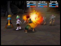 Golden Sun Dark Dawn - 7