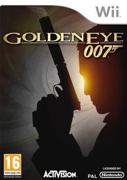 GoldenEye 007 - Jaquette
