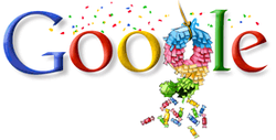 Google 9 ans