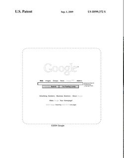 Google-brevet-interface