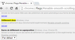 Google-Chrome-defilement-doux
