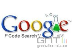 Google code search small