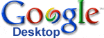 Google desktop search logo